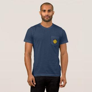 Camiseta para hombre del bolsillo del water polo