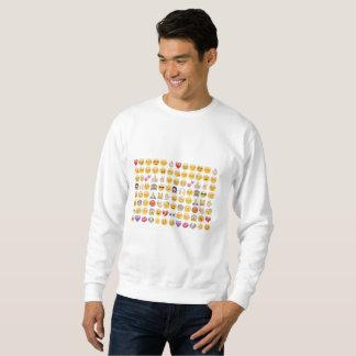 camiseta para hombre del emoji