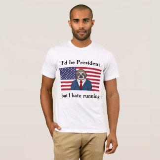 Camiseta para hombre del lema