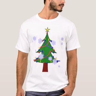 Camiseta para hombre del navidad