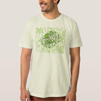 Camiseta para hombre del verde 2 gitanos