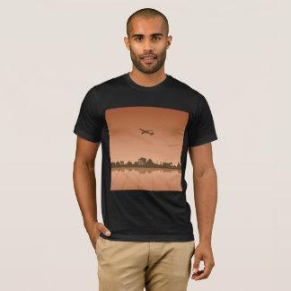 Camiseta para hombre del viaje de Roma