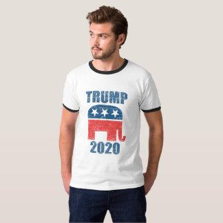 Camiseta para hombre republicana 2020 del vintage