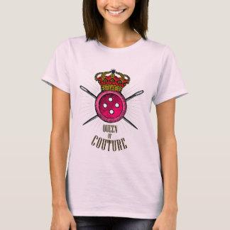 Camiseta Para la gente que ama el coser: Reina del color de