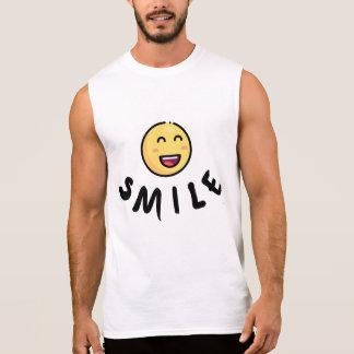 Camiseta para la sonrisa, inspiración, positivo,