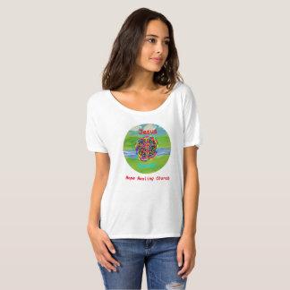 Camiseta para mujer cristiana de Jesús de la