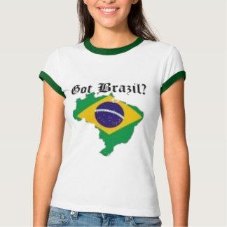 Camiseta para mujer de Brazillian (conseguida el