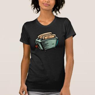 Camiseta para mujer de la tostadora