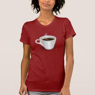 Camiseta para mujer del café express