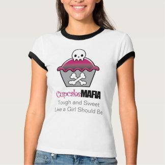 Camiseta para mujer del campanero de la mafia de