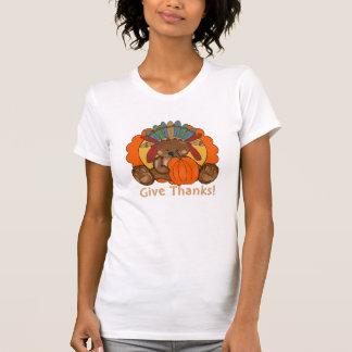 Camiseta Camiseta para mujer del día de fiesta del oso de