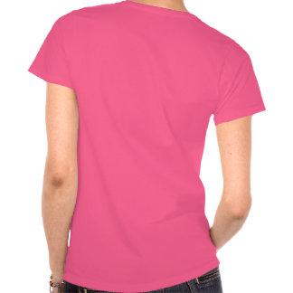Camiseta para mujer del motocrós