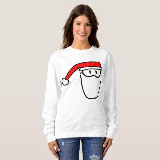 Camiseta para mujer del puente del navidad del