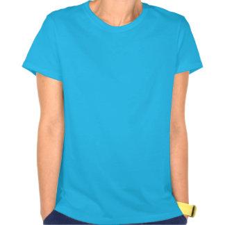 camiseta para mujer del verano de las libélulas