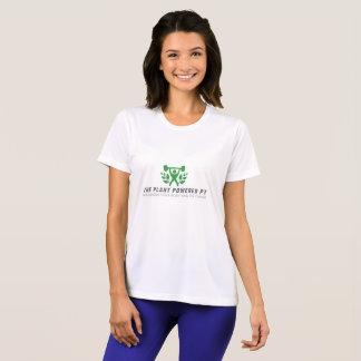 Camiseta para mujer - transforme su cuerpo y el