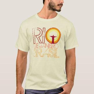 Camiseta Para recordar Río, el Brasil