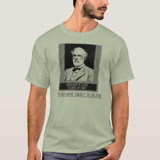 Camiseta Para secede muy probablemente