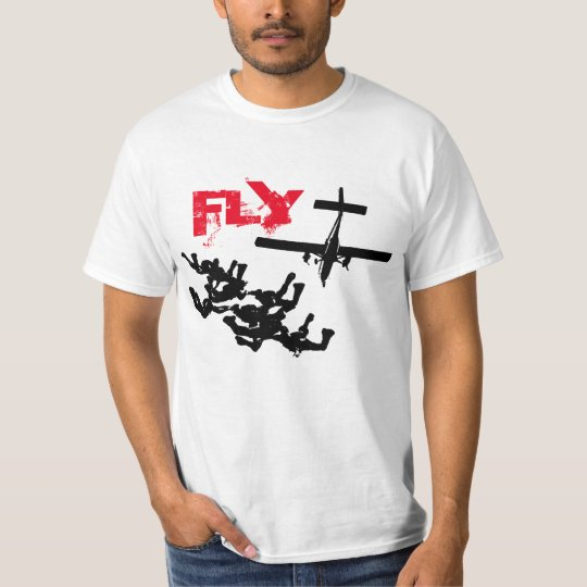 Camiseta Parachuting FLY