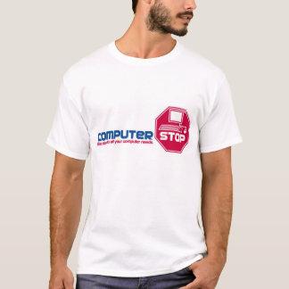 Camiseta Parada del ordenador