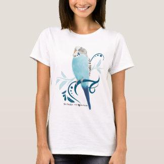 Camiseta Parakeet azul