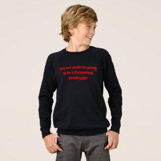 Camiseta paranormal de los muchachos