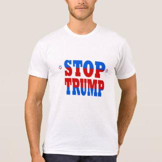 Camiseta Pare el Anti-Triunfo 2016 de la elección de Donald