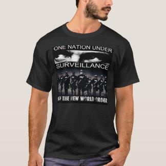 Camiseta Pare el nuevo orden mundial