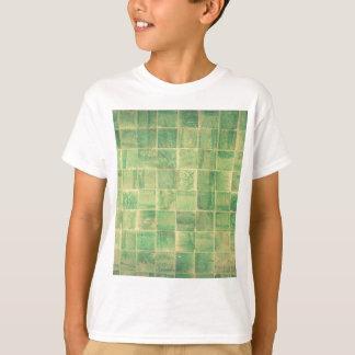Camiseta Pared abstracta