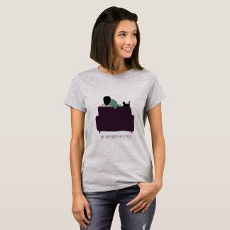 Camiseta Pares con los gatos
