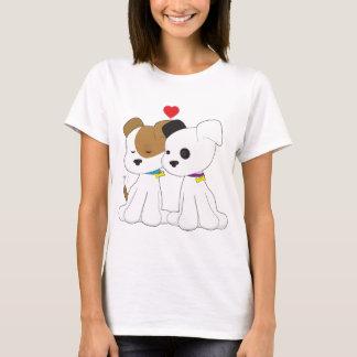 Camiseta Pares del perrito