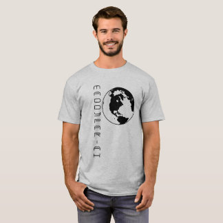 Camiseta Paria de MaDDy con el mundo