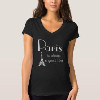 Camiseta París es siempre una buena idea