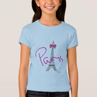 Camiseta París, Francia, torre Eiffel, arco, fresco