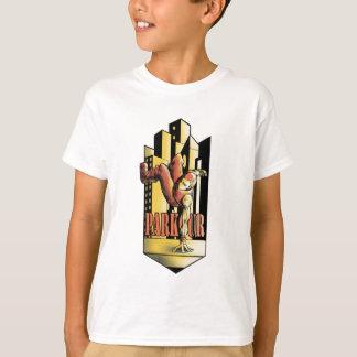 Camiseta parkour