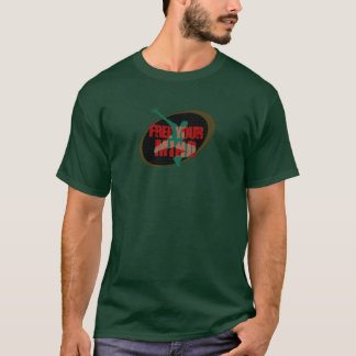 Camiseta Parkour - libere su mente