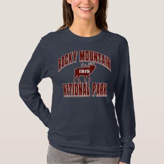 Camiseta Parque Nacional de las Montañas Rocosas