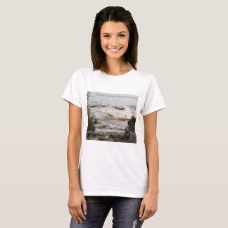 Camiseta Parque nacional de Mammoth Hot Springs,