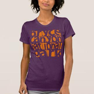 Camiseta Parque nacional del barranco de Bryce