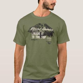 Camiseta Parque nacional del Monte Rainier Washington