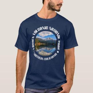 Camiseta Parque nacional volcánico de Lassen