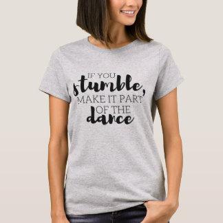 Camiseta Parte de la danza
