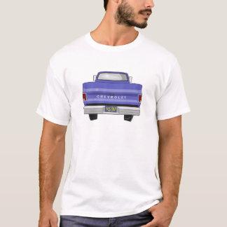 Camiseta Parte posterior el an o 80 del camión de Chevy
