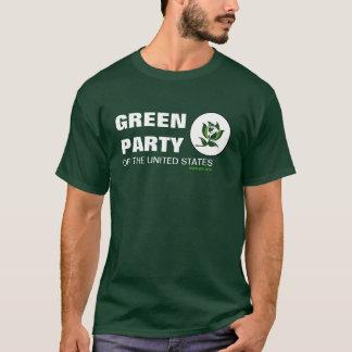 Camiseta Partido Verde de los Estados Unidos