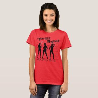 Camiseta Partners - adentro - crimen