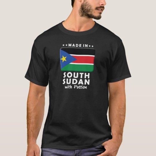Camiseta Pasión del sur W de Sudán