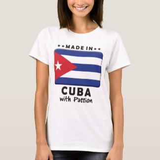 Camiseta Pasión K de Cuba