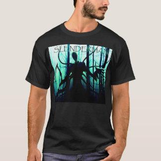 Camiseta Pastas espeluznantes del hombre delgado de