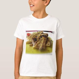 Camiseta Pastas tradicionales de Paccheri del italiano con