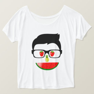"Camiseta Pastor de cariño ""OBSTNERD """