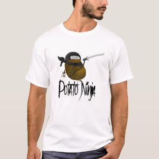 Camiseta Patata Ninja